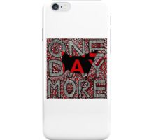 Les Miserables Zentangle iPhone Case/Skin
