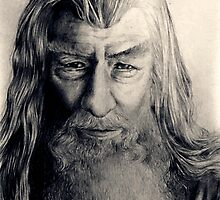 Gandalf by KelvinLTC