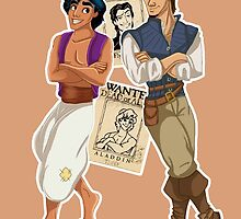 The Wanted Thieves by ThatDisneyLover