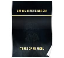 Doctor Who - Tears Of An Angel Poster