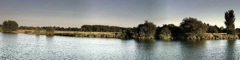 River Side Nottingham by na320