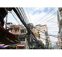 Saigon Online Photographic Print