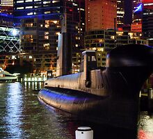 Darling Harbour Sub by Julie Sleeman