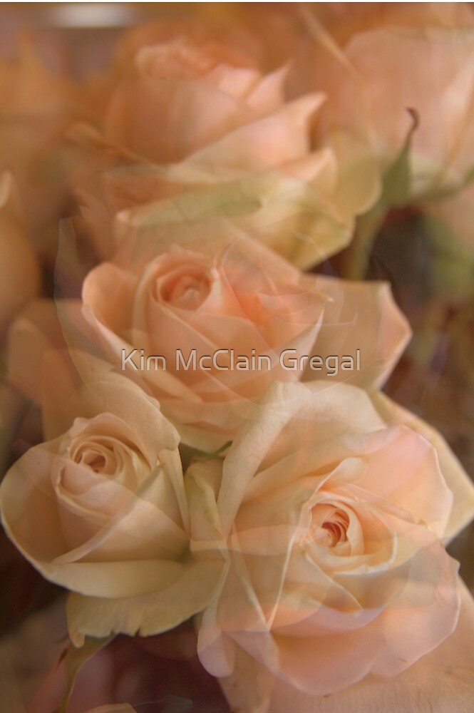 Everything is Rosy by Kim McClain Gregal