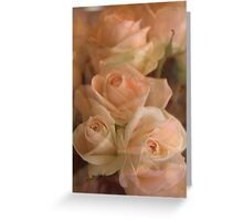 Everything is Rosy Greeting Card