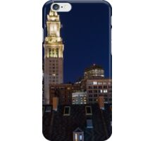 Boston, Old and New iPhone Case/Skin