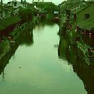 FengJing Old Town  by AmelieatMacao