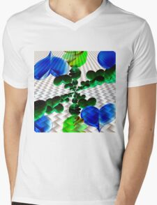Complexities of Love Mens V-Neck T-Shirt