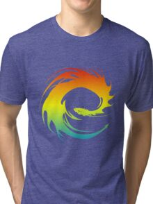 Colorful Eragon Tri-blend T-Shirt