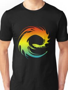 Colorful Eragon Unisex T-Shirt