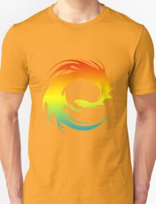 Colorful Eragon Unisex T-Shirt