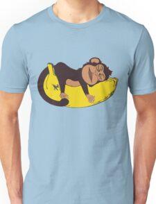 Sleepy Monkey Unisex T-Shirt