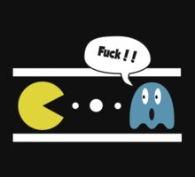 PAC MAN - FUK MAN by andreaporce