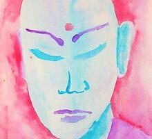 Buddhist by Adair Sullivan (Ó Súilleabháin)