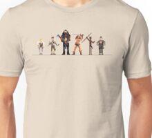 Conan the Pixelated Unisex T-Shirt