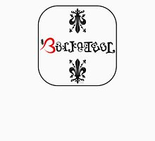 Burketeer Symbiogram with embellishment  Unisex T-Shirt