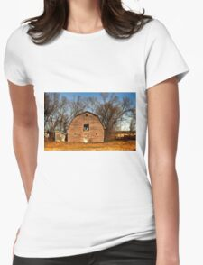 ABANDONED!!! Womens Fitted T-Shirt