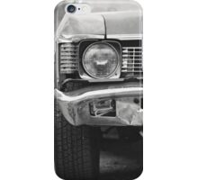 1968 Nova iPhone Case/Skin