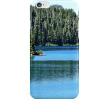 Beautiful Mowich Lake iPhone Case/Skin