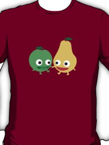 Apples and pears T-Shirt
