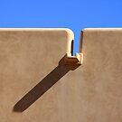 Long Desert Shadows by DARRIN ALDRIDGE