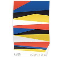 Block Color Signature Poster