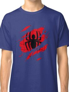 Secret Identity: Spider Man Classic T-Shirt