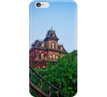 Phantom Manor (Disneyland Paris) iPhone Case/Skin