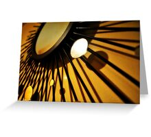 Mirror on the Wall Greeting Card