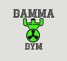 Gamma Gym - Big Gains, All Natural! Unisex T-Shirt