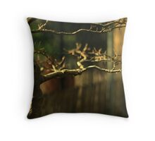 Patience - Mt Coot-tha Botanic Gardens Throw Pillow