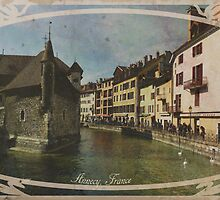 Annecy by poupoune