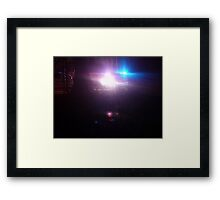 bad boys, bad boys... Framed Print
