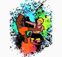 Keep On Fighting - Grunge Unisex T-Shirt