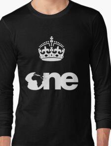 ONE WORLD  Long Sleeve T-Shirt