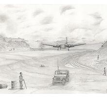 Dak Pek arrival by Jack Froelich