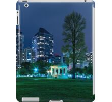 Boston Common Gazebo iPad Case/Skin