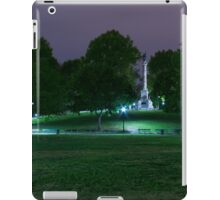 Boston Common iPad Case/Skin