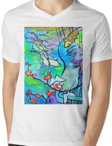 Let Dreams Come Mens V-Neck T-Shirt