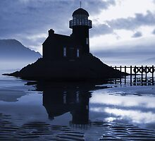 Lighthouse by Dave Lawrance