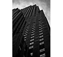 Gotham City? Photographic Print