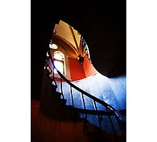 garfield staircase Photographic Print