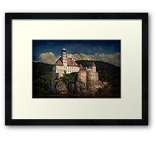 Castle Schoenbuehel Framed Print