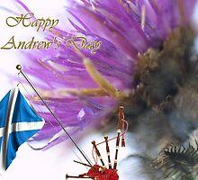 Happy St. Andrew's Day by missmoneypenny