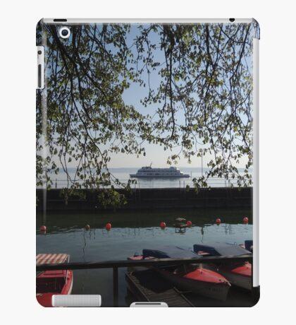 Gliding through the Water iPad Case/Skin