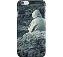 Cold and Alone iPhone Case/Skin