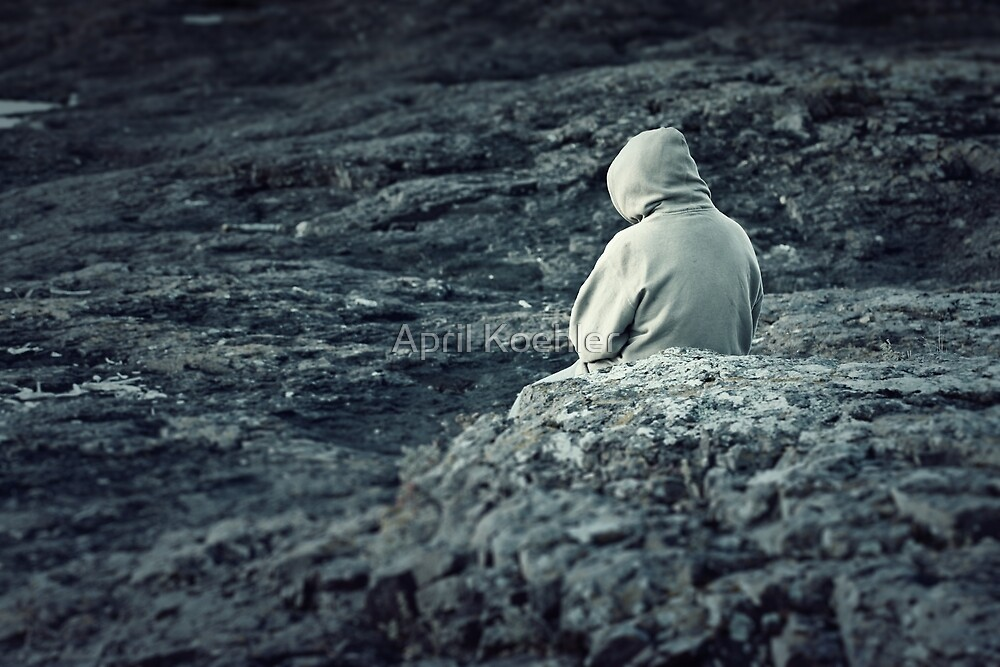 Cold and Alone by April Koehler