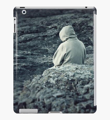 Cold and Alone iPad Case/Skin