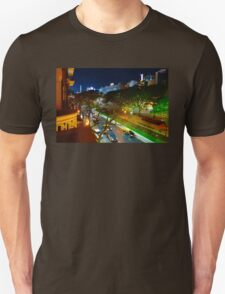 Buenos Aires by Night Unisex T-Shirt