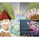 alien hats by Soxy Fleming